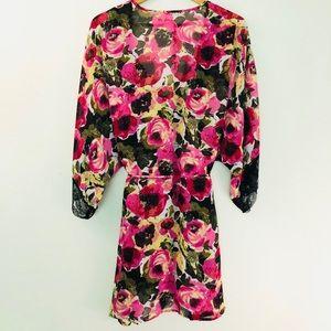 3efc171821d7 Anthropologie Intimates   Sleepwear - Eloise Romper   Robe Set